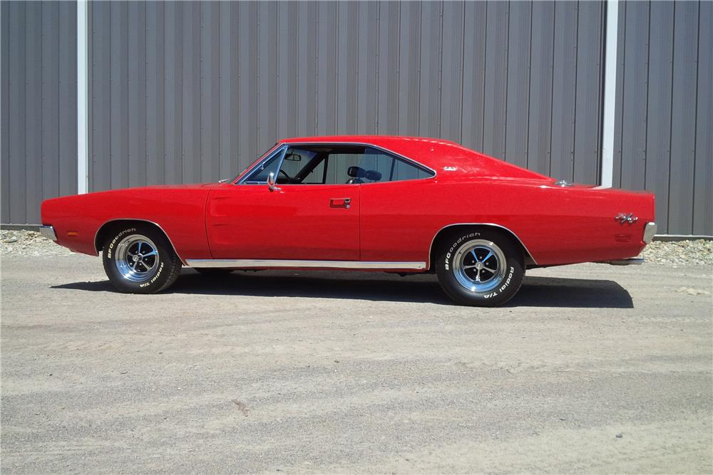 1969 Dodge Charger R T 187258