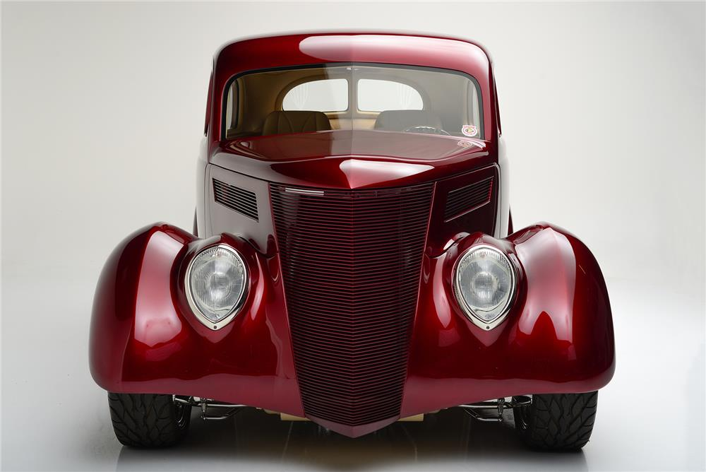 1937 FORD CUSTOM SEDAN - Misc 1 - 187262