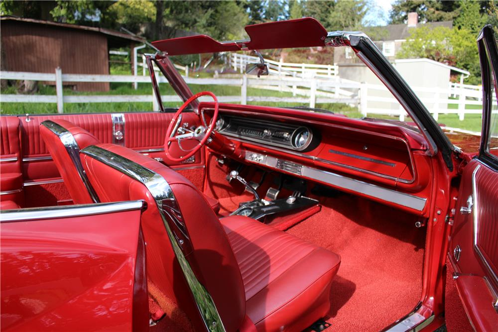 1965 CHEVROLET IMPALA SS CONVERTIBLE - Misc 1 - 187276