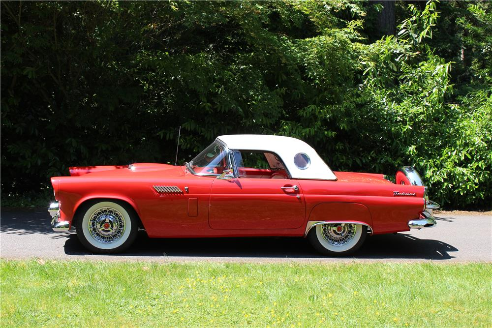 Image Result For Ford Thunderbird Wire Wheels