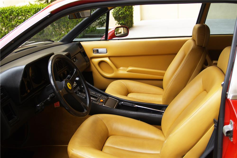 1985 FERRARI 400I CUSTOM COUPE - Interior - 187296