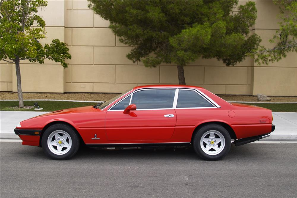 1985 FERRARI 400I CUSTOM COUPE - Side Profile - 187296