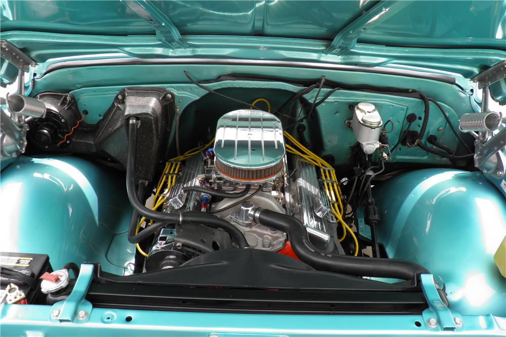 1970 CHEVROLET C-10 PICKUP - Engine - 187312
