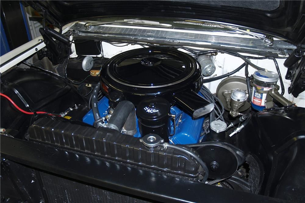 1959 CADILLAC COUPE DE VILLE - Engine - 187323