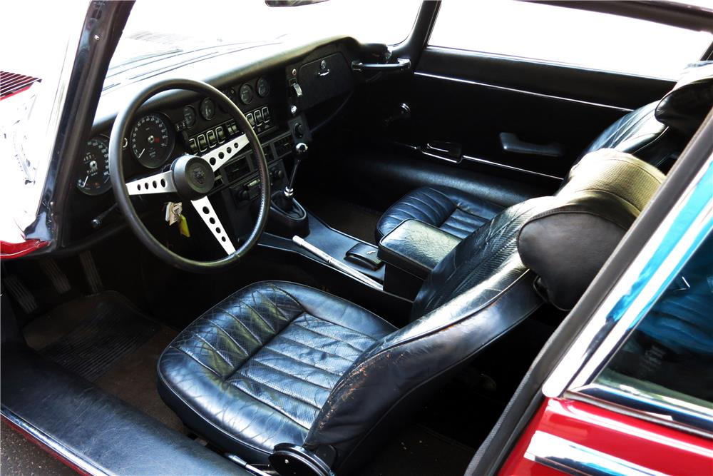 1971 JAGUAR XKE  - Interior - 187330
