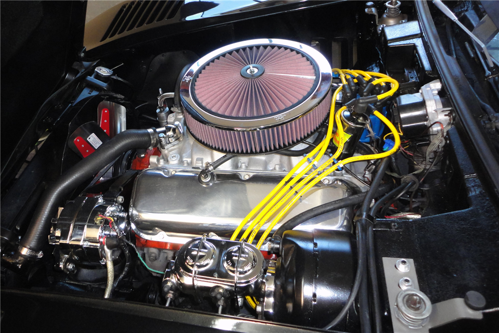 1968 CHEVROLET CORVETTE 427 - Engine - 187349