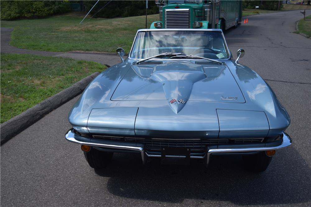 1966 CHEVROLET CORVETTE CONVERTIBLE - Misc 1 - 187413