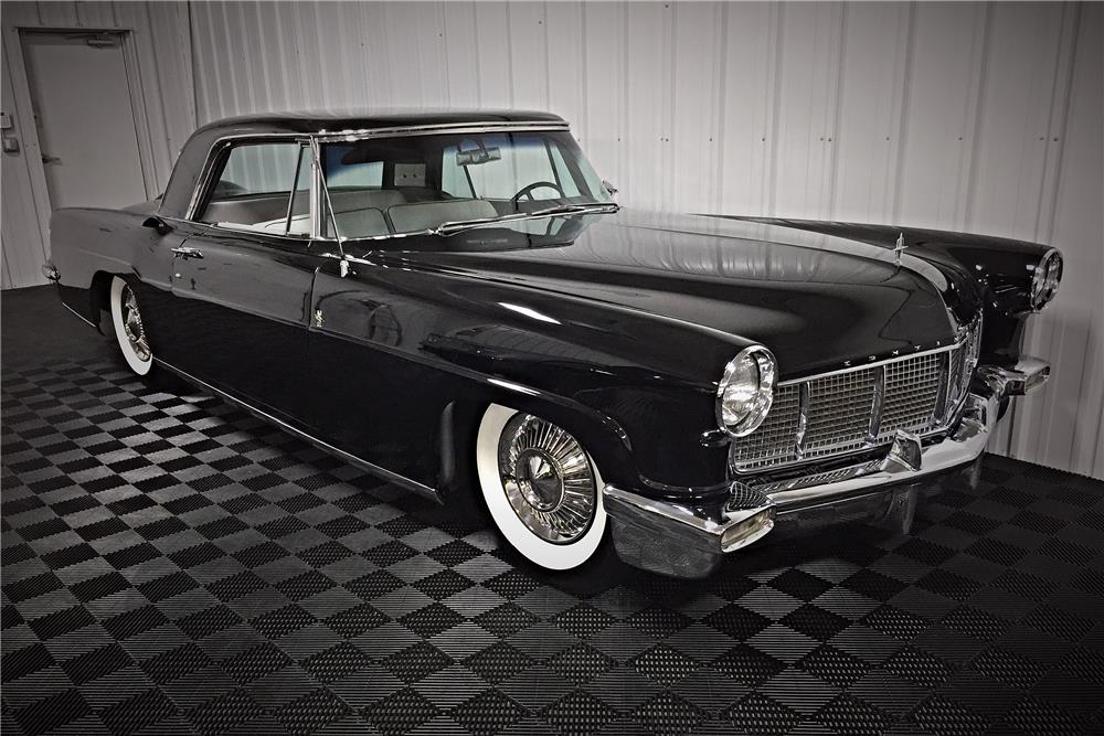 1956 LINCOLN CONTINENTAL MARK II  - Front 3/4 - 187423