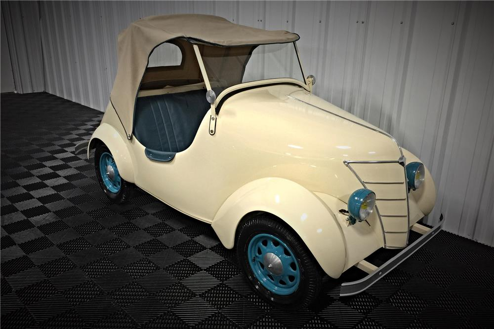 1948 ROLUX BABY - Side Profile - 187425