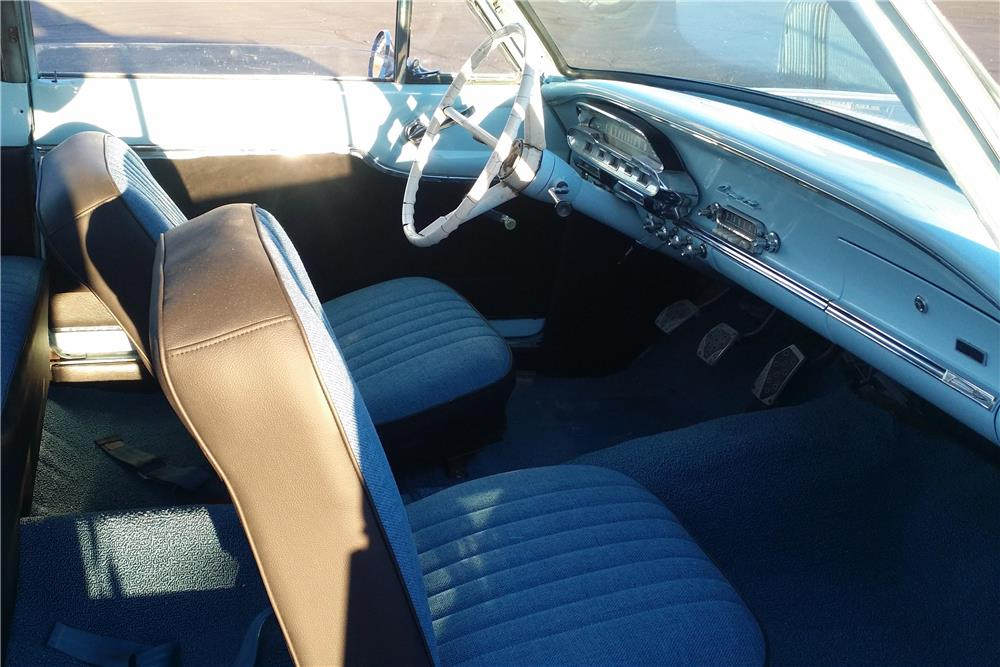 1962 MERCURY COMET  - Interior - 187456