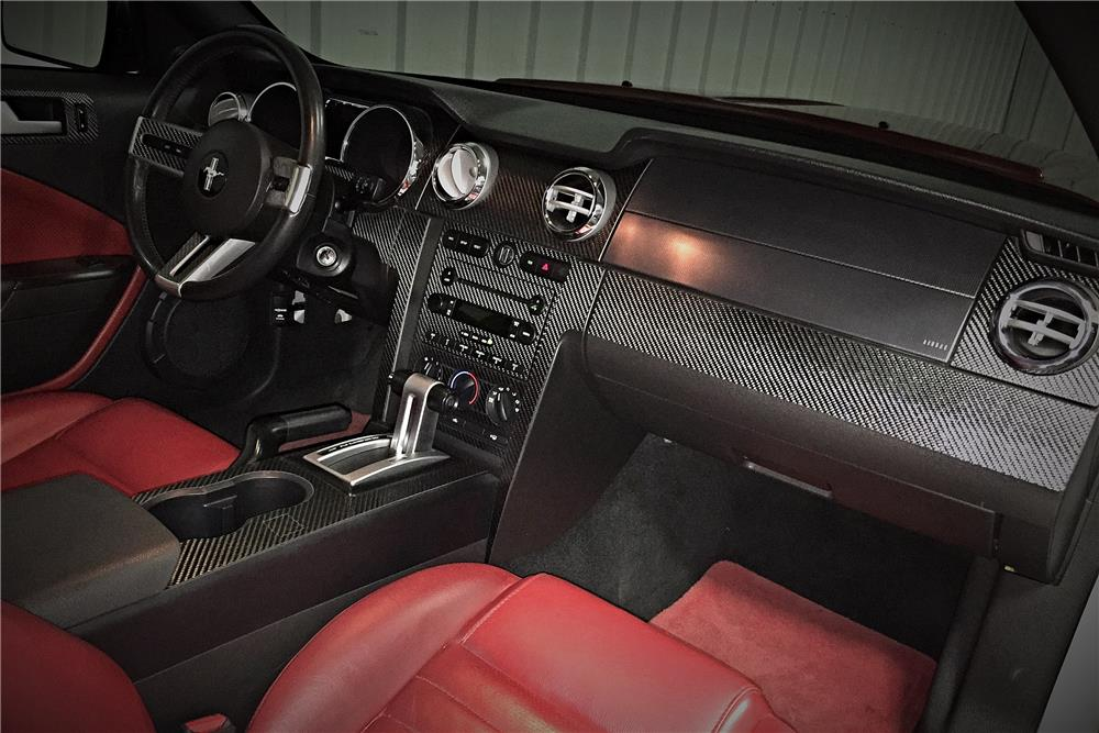 2006 Ford Mustang Interior Colors