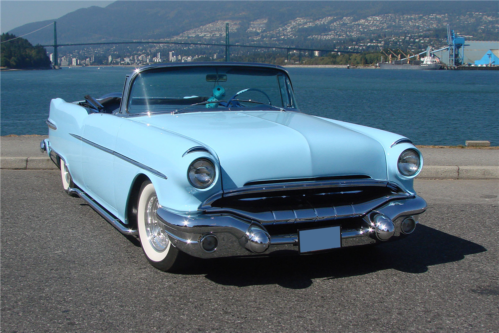 1956 Pontiac Star Chief Custom Convertible 187479