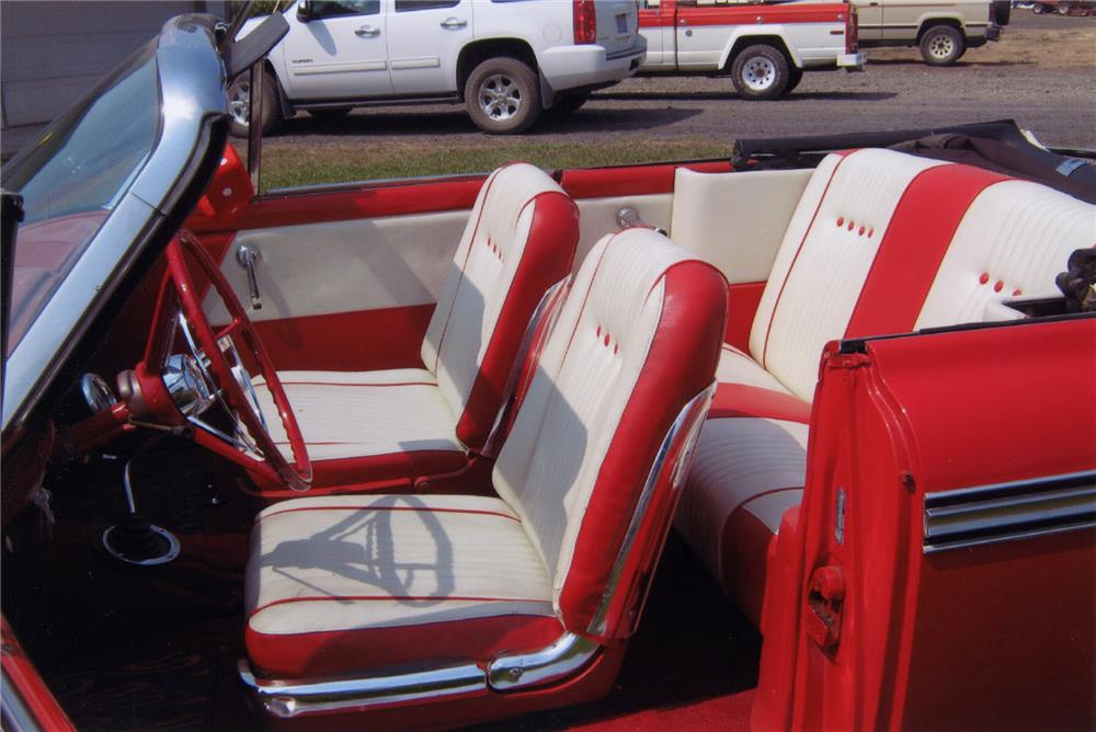 1962 FORD GALAXIE SUNLINER CONVERTIBLE - Misc 1 - 187480