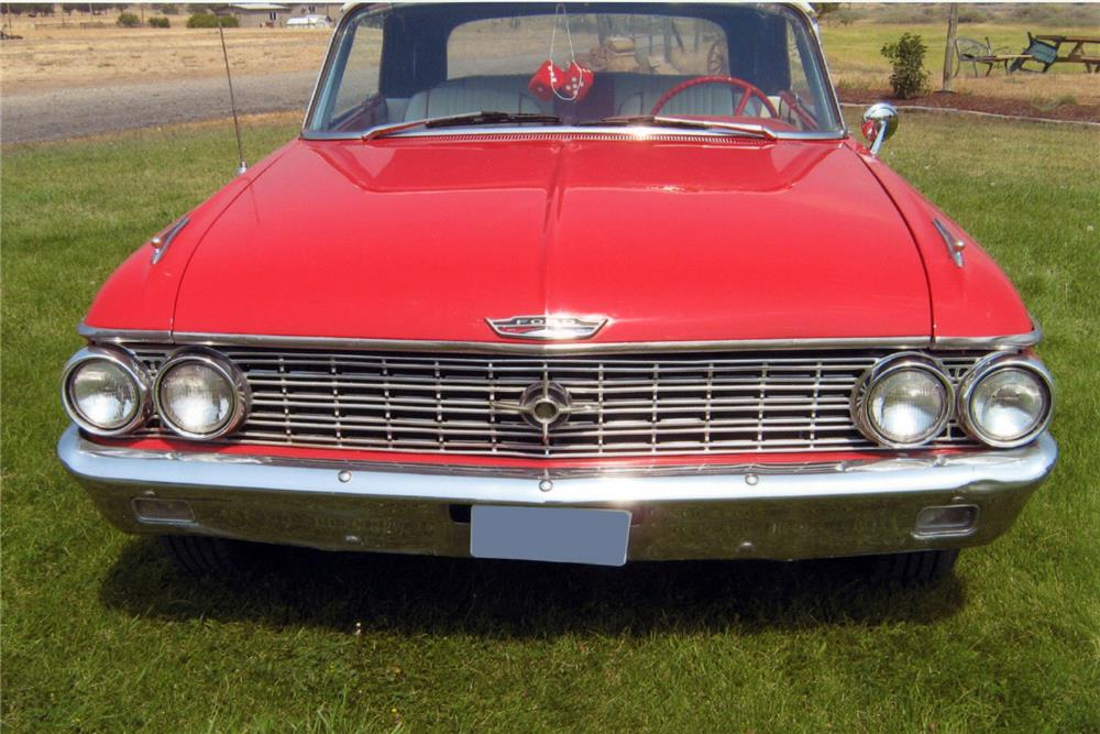 1962 FORD GALAXIE SUNLINER CONVERTIBLE - Misc 2 - 187480