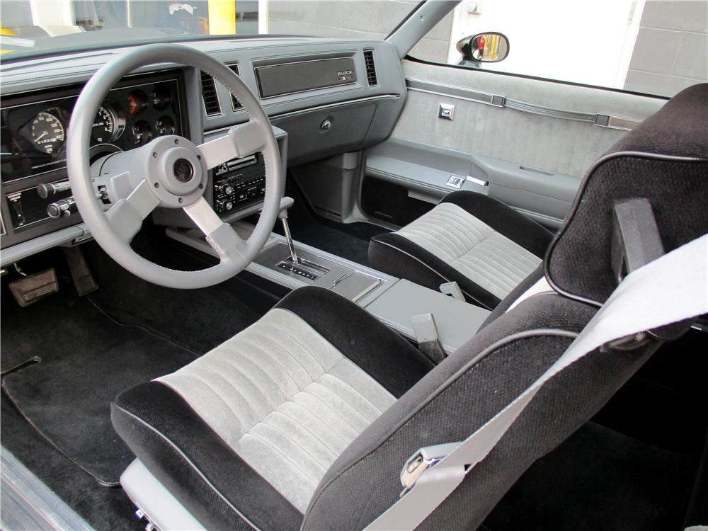 2015 Buick Grand National >> 1987 BUICK GNX - 187481