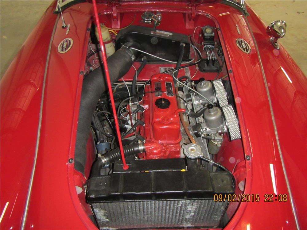 1961 MG A 1600 MARK I ROADSTER - Engine - 187492