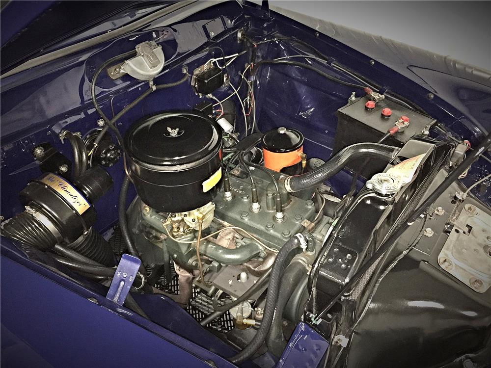 1951 STUDEBAKER CHAMPION BUSINESS COUPE - Engine - 187510