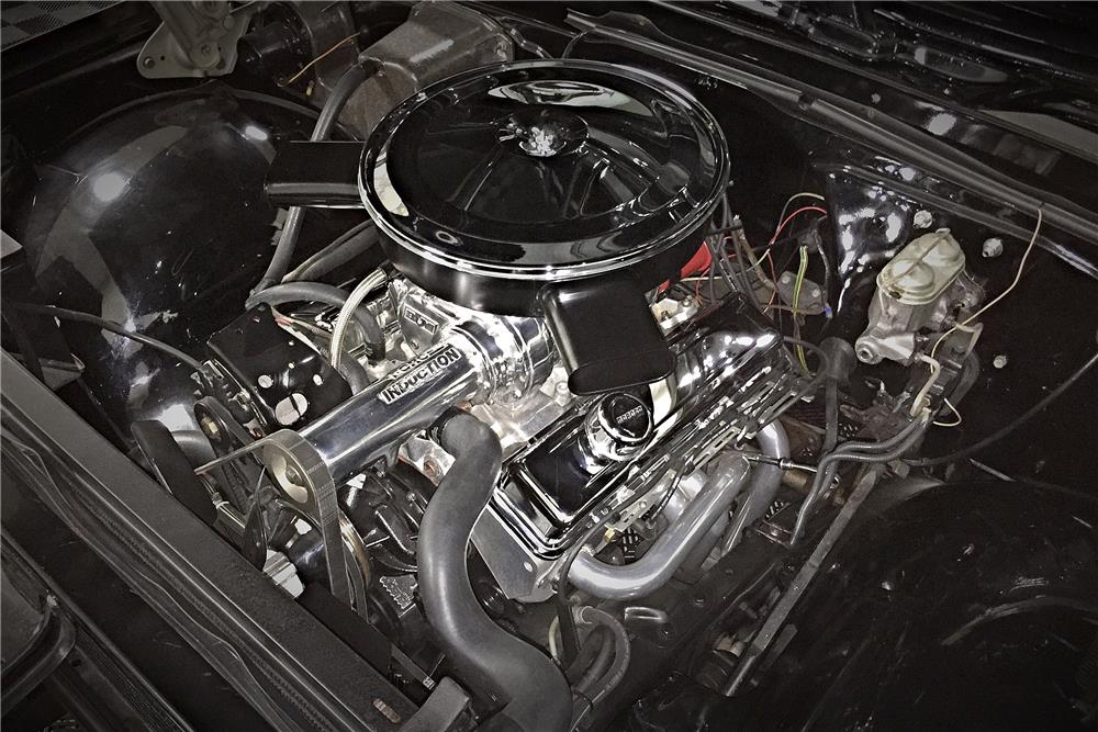 1968 CHEVROLET C-10 CUSTOM PICKUP - Engine - 187511