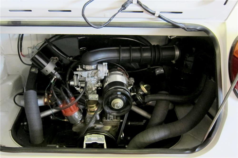 1973 VOLKSWAGEN THING  - Engine - 187567