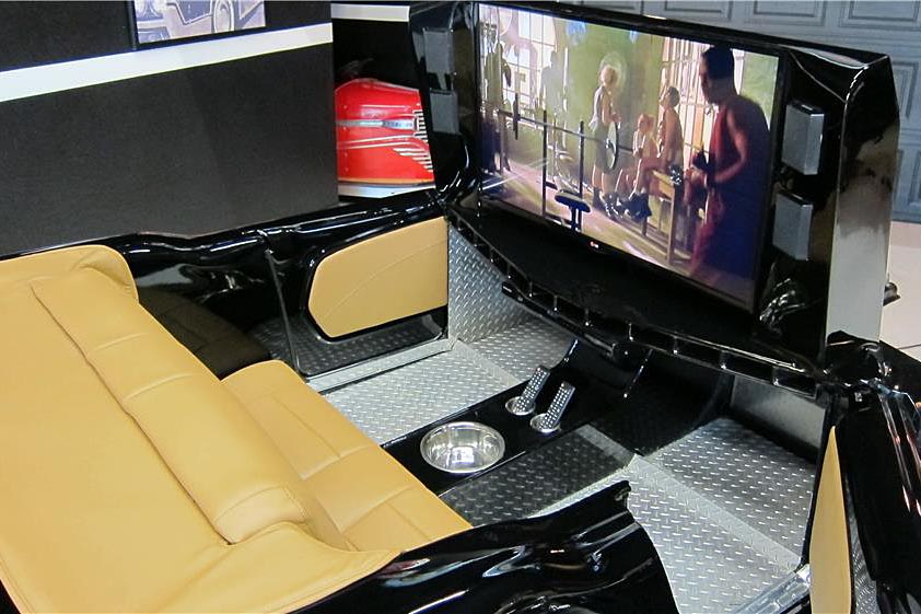 2002 LCHIH CUSTOM TRAILER - Interior - 187569