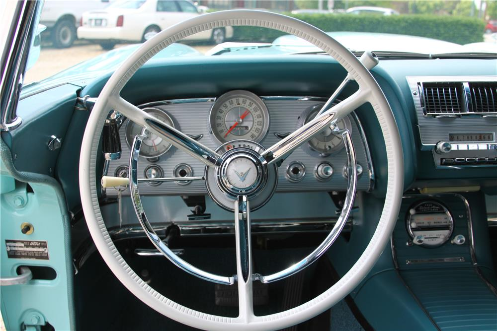 1960 FORD THUNDERBIRD CONVERTIBLE - Interior - 187693