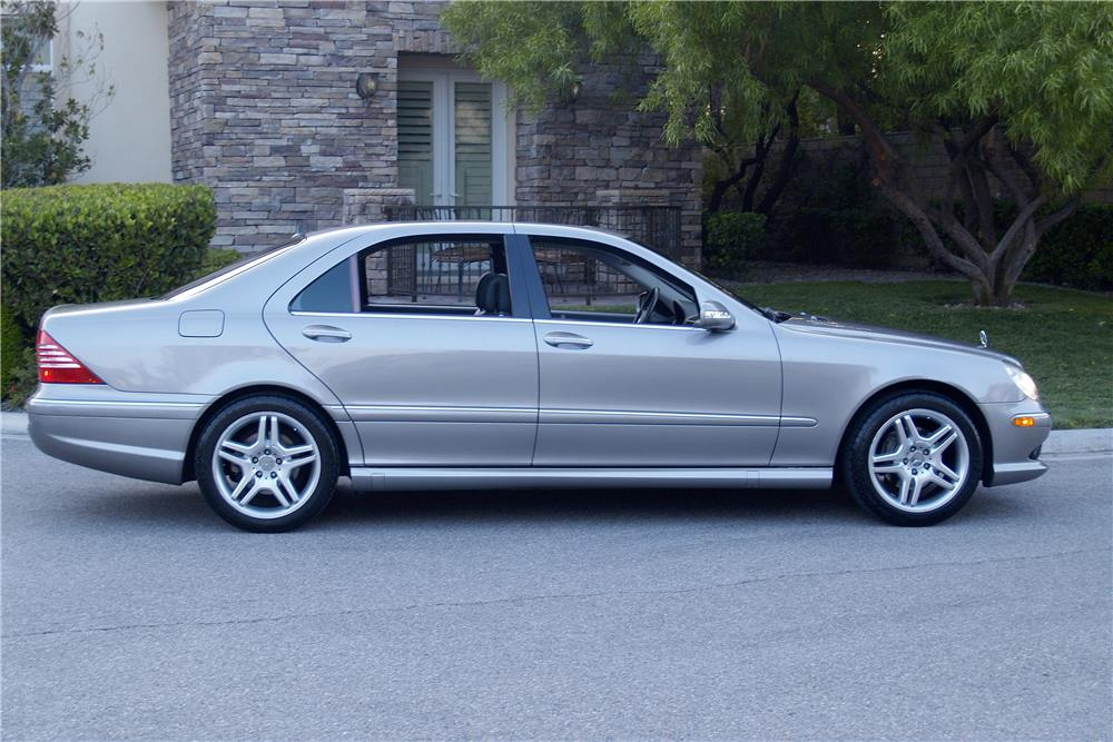 Mercedes Benz Of Palm Beach >> 2006 MERCEDES-BENZ S500 SEDAN - 187698