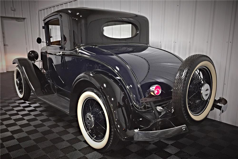 1931 plymouth model pa 187700 for 1931 plymouth 3 window coupe