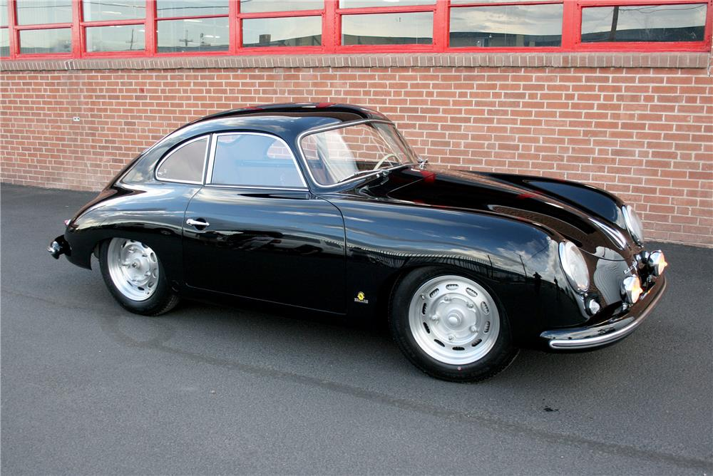 "1953 PORSCHE 356 ""PRE A"" REUTTER COUPE - Side Profile - 187712"