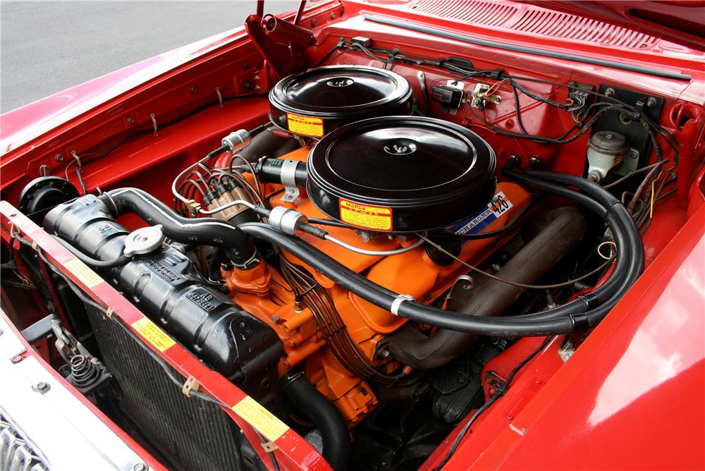 1963 DODGE 330 - Engine - 187716