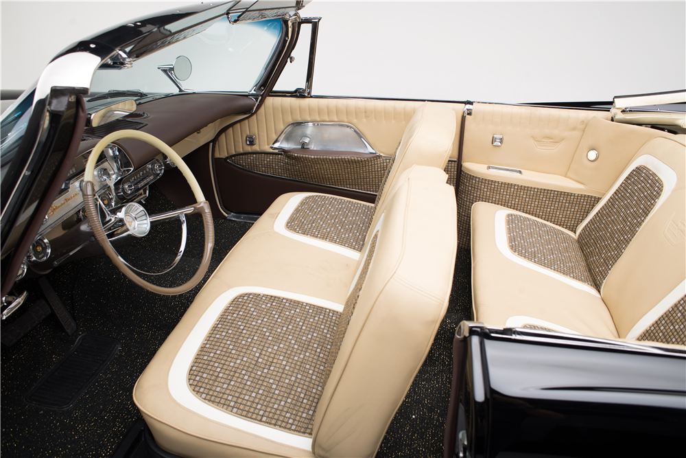 1957 DESOTO ADVENTURER CONVERTIBLE - Interior - 187813