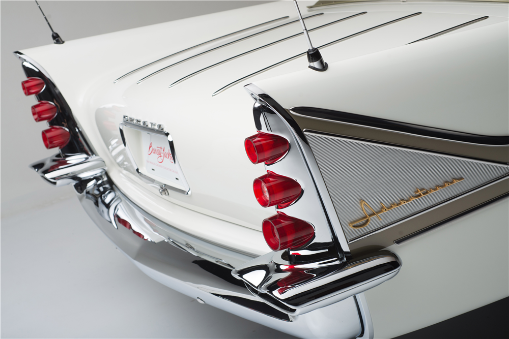 1958 DESOTO ADVENTURER CONVERTIBLE - Misc 1 - 187818