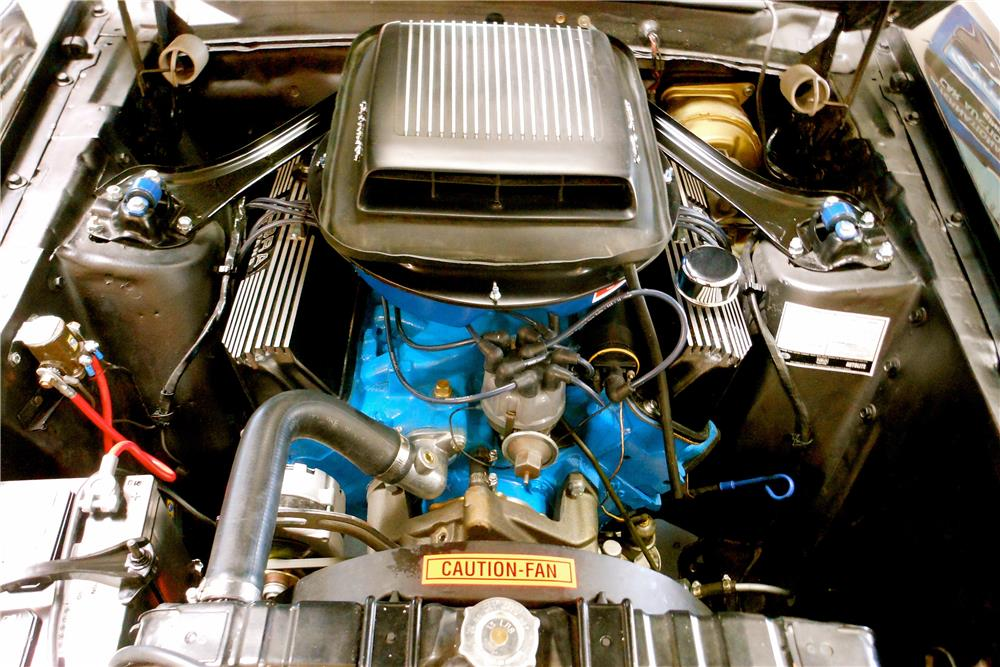 1970 FORD MUSTANG CUSTOM FASTBACK - Engine - 187905