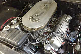 1963 FORD GALAXIE 500 RACE CAR - Engine - 187966