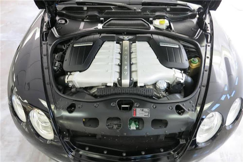 2005 BENTLEY CONTINENTAL GT  - Engine - 188001