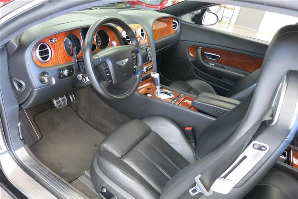 2005 BENTLEY CONTINENTAL GT  - Interior - 188001