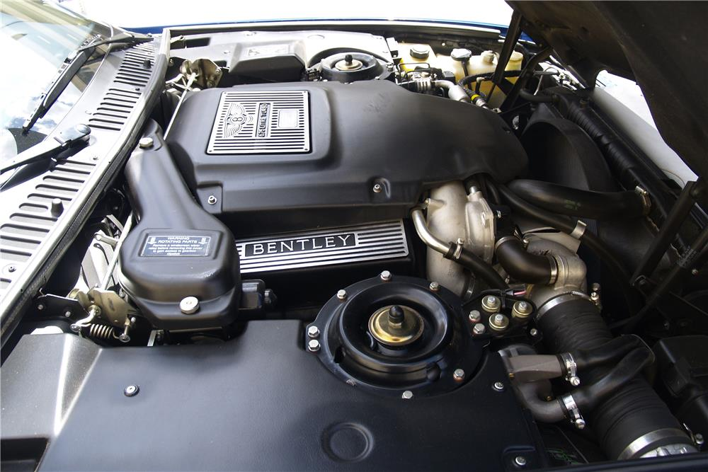 2001 BENTLEY AZURE CONVERTIBLE - Engine - 188037