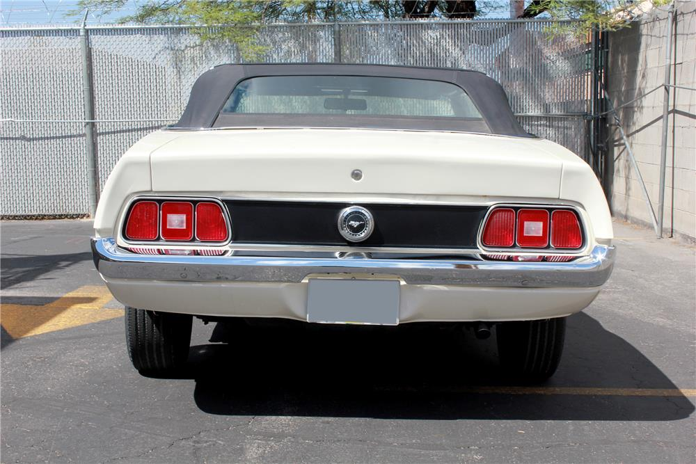 1971 FORD MUSTANG CONVERTIBLE - Misc 1 - 188038