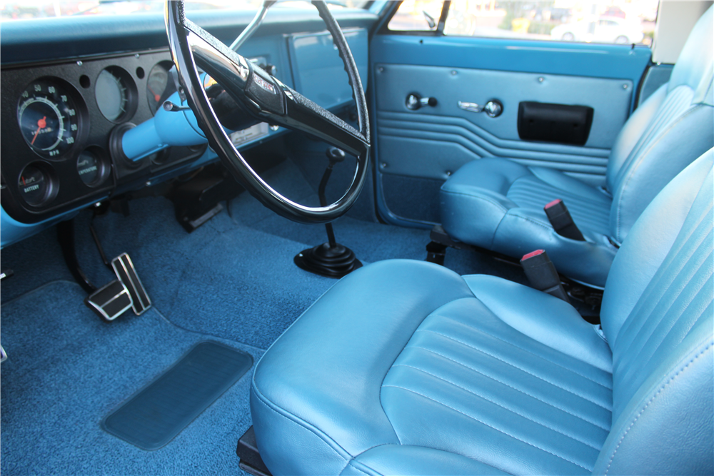 1971 GMC JIMMY  - Interior - 188061