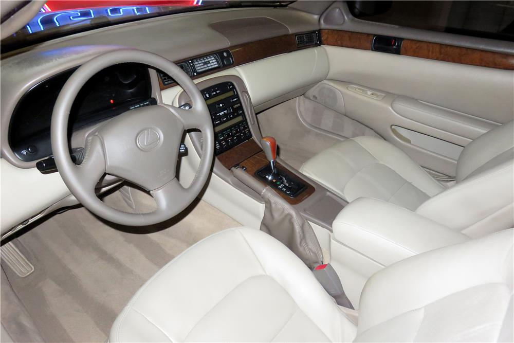1999 LEXUS SC300 COUPE - Interior - 188071