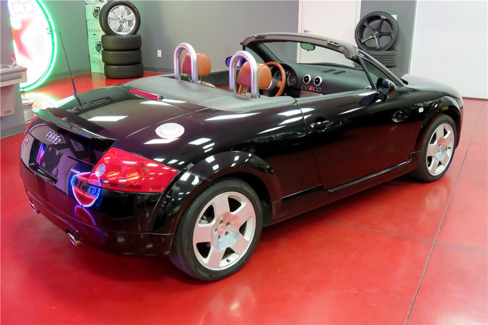 2001 audi tt convertible 188073. Black Bedroom Furniture Sets. Home Design Ideas
