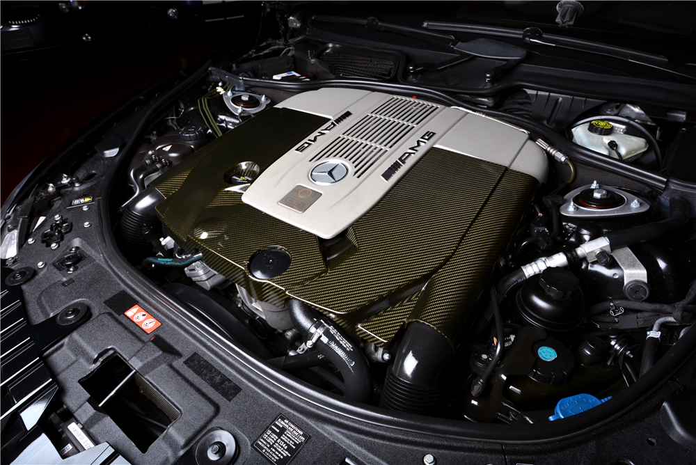 2007 MERCEDES-BENZ CL600 CUSTOM - Engine - 188075