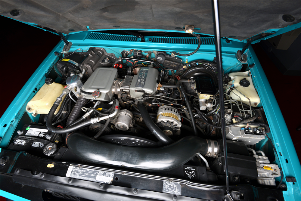 1992 GMC TYPHOON SUV - Engine - 188079