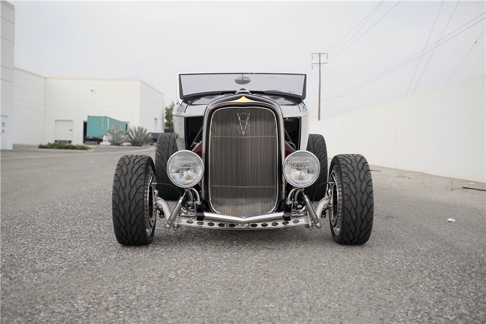 1932 FORD HI-BOY CUSTOM ROADSTER - Misc 1 - 188118