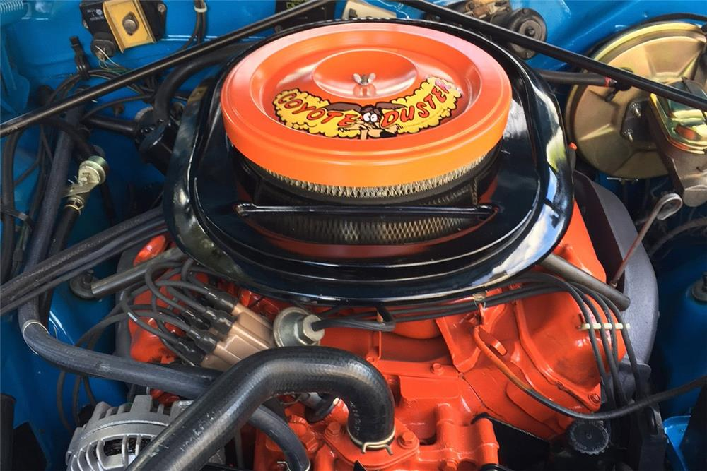 1972 PLYMOUTH ROAD RUNNER/GTX COUPE - Engine - 188126