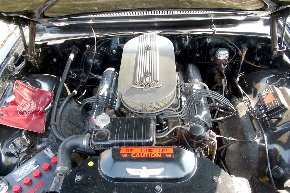 1963 FORD GALAXIE 500 - Engine - 188142
