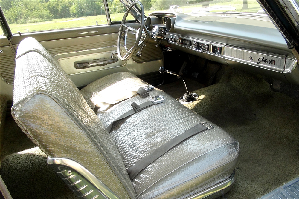 1963 FORD GALAXIE 500 - Interior - 188142