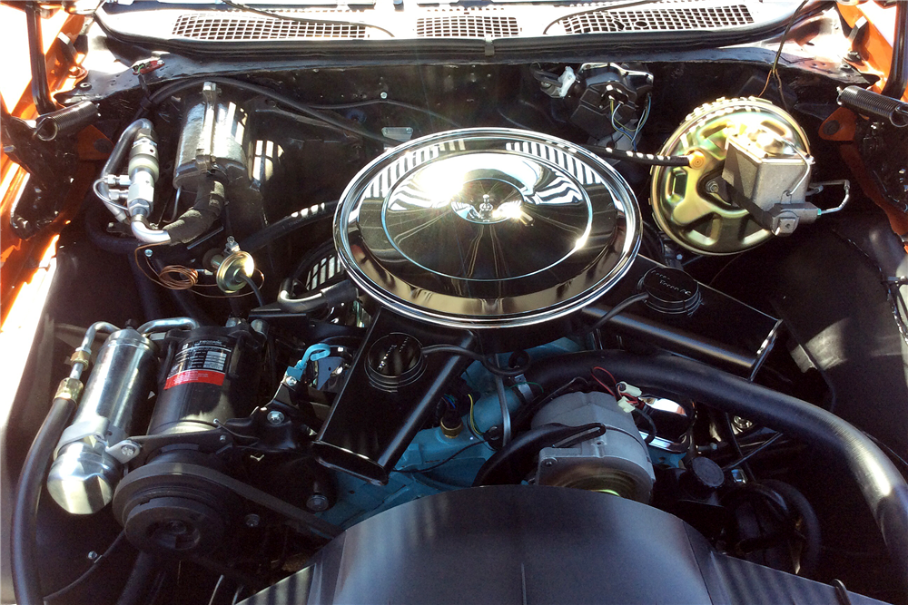 1971 PONTIAC GTO - Engine - 188148