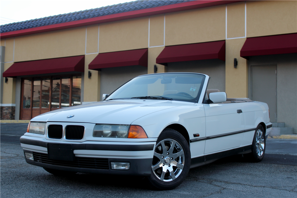 1994 bmw 318i convertible - 188158