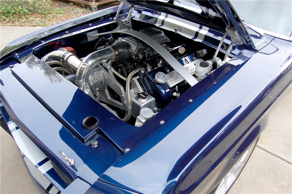 1968 FORD MUSTANG CUSTOM FASTBACK - Engine - 188457