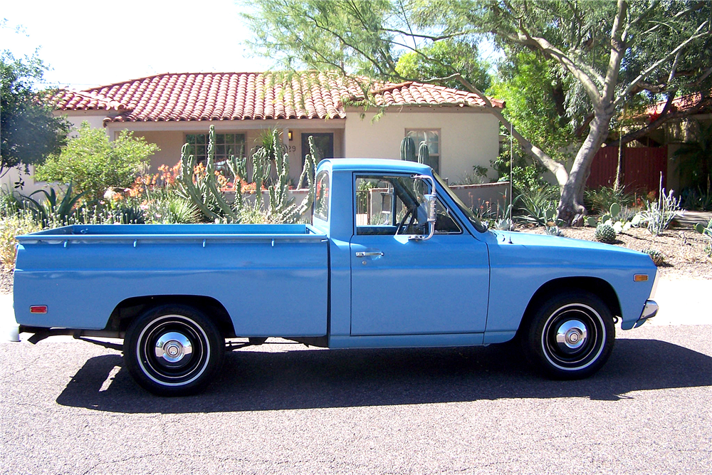 1972 Ford Courier Pickup 188466